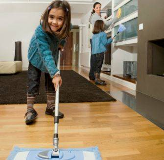 25 ways to get your kids to help around the house